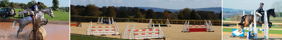 Cross country course hire images